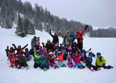 Vacances de février (ski)